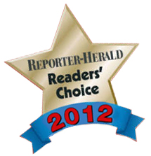 Reporter Herald Readers Choice Awards 2012