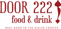 Loveland Restaurant, Door 222 Logo