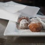 Homemade desserts - Zeppoles